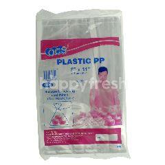 "Ocs Plastic PP 7"" x 11"""
