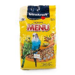 VITAKRAFT Premium Menu Makanan Burung Kesturi