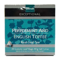 Dilmah Teh Peppermint Toffee Inggris