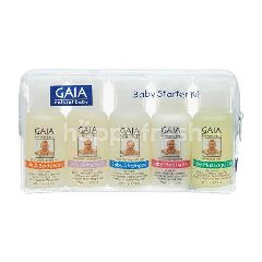 GAIA Natural Baby Starter Kit