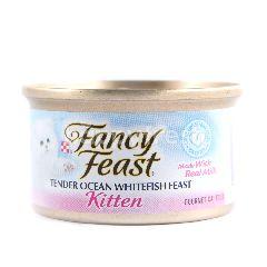 Fancy Feast Ikan Putih Laut Lembut