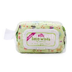 TOPVALU Scented Baby Wipes (80 Sheets x 2 Packs)