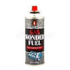 Gas Wonderfuel LPG (Liquefied Butane)
