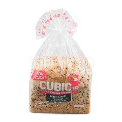 คิวบิค ขนมปังโฮลวีตผสมธัญพืช