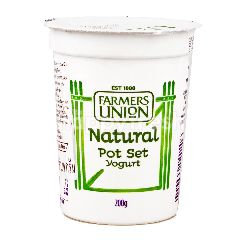 Farmers Union Natural Yoghurt Pot Set