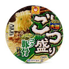 Toyo Suisan Maruchan Gotsumori Koku Tonkatsu Ramen Instant Noodle