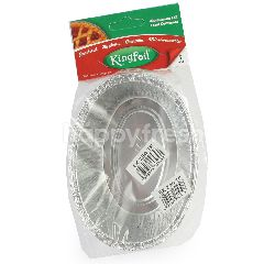 Kingfoil Alumunium Foil Food Container EX 230 TP