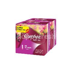 Carefree Value Pack Superdry Unscented Pads (50 Pieces)