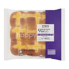 Tesco Potato Bread (9 pieces)
