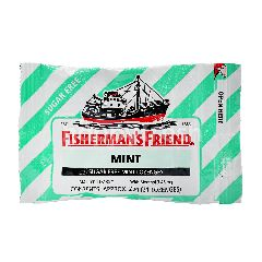 Lofthouse's Fisherman's Friend Sugar Free Mint Lozenges