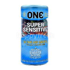 ONE  Condom Super Sensitive (12 Pieces)