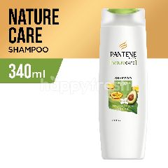 Pantene Pro-V Nature Care Sampo Intensif Smoothness & Life