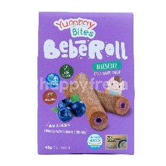 Yummy Bites Bebe Roll Rasa Blueberry