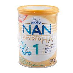 แนน ออพติโปร เอชเอ สูตร 1 นมผงสำหรับทารก เสริมธาตุเหล็ก