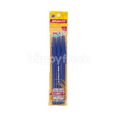 Standard Pulpen AE 7 Action Warna Biru