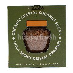 Javara Gula Kelapa Kristal Organik