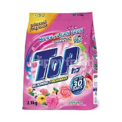 Top Blooming Freshness Anti-Malodour Powder Detergent