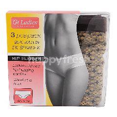 GT Ladies Celana Dalam Wanita Model GTLS-05 Ukuran M