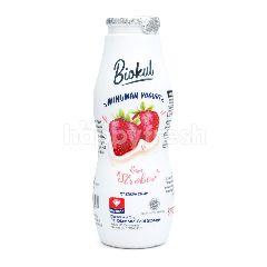 BioKul Yogurt Rasa Stroberi