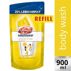 Lifebuoy Sabun Cair Lemon Fresh