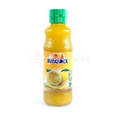 Minuman Konsentrat Sari Buah Lemon