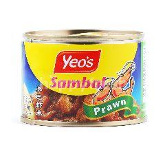 Yeo's Sambal Prawn