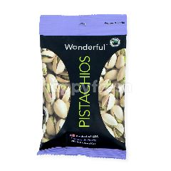 Wonderful Pistachios Wonderful Pistacios Kacang Pistachios Rasa Lada dan Bawang Putih