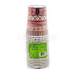 Eco Friendly Paper Cups (20 Pieces)