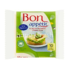 Bon Appetit Australian Processed Cheese Slices (10 Pieces)