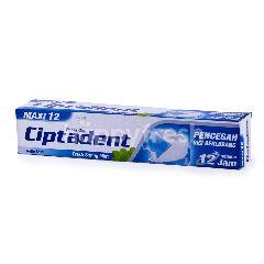 Ciptadent Pasta Gigi dengan Busa Mikro Halus Xylitol + IPMP