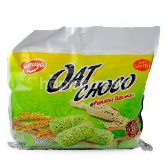 Naraya Oat Choco Pandan