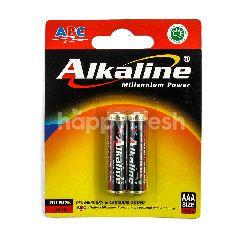 ABC Baterai Alkaline LR03 1.5V