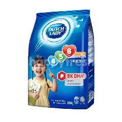 Dutch Lady Milk Powder GUM 456 Honey 650g