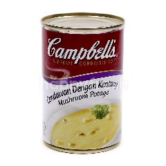 Campbells Mushroom Potage Condensed Soup 305G