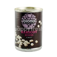 Biona Organic Haricot Beans In Water