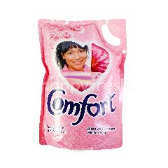 Comfort Fabric Softner Kiss of Flowers Refill 1.8L