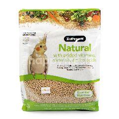 ZuPreem Makanan Burung Ukuran Sedang Alami