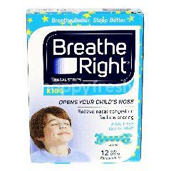 Breathe Right Breath Right Nasal Strips Kids