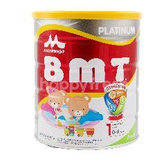 Morinaga BMT Platinum 1 Susu Formula Bayi 0-6 Bulan