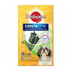 Pedigree Oral Care Treats Dentastix Small Green Tea 75g Dental Care Treats
