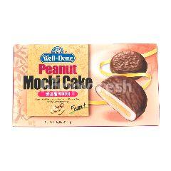 Well-Done Kue Mochi Kacang