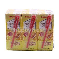Pokka Honey Lime Pack Drinks (6 Packs)