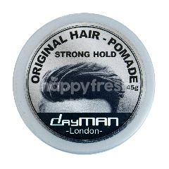 Dayman London Strong Hold Original Hair Pomade