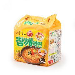 Ottogi Sesame Ramyun Multipack