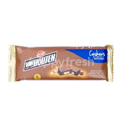 Van Houten Kacang Mete dengan Cokelat Susu