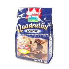 Loacker Quadratini Chocolate