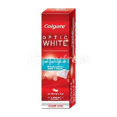 คอลเกต ยาสีฟัน สูตรอ๊อปติค ไวท์ พลัส ชายน์