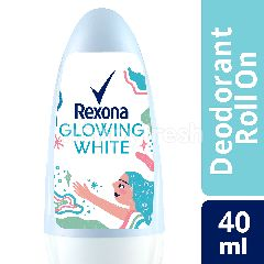 Rexona Deodoran Roll-On Glowing White