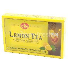 Kepala Djenggot Teh Celup Lemon