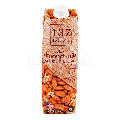 137 ดีกรี นมอัลมอนด์ สูตรดั้งเดิม 1 ลิตร